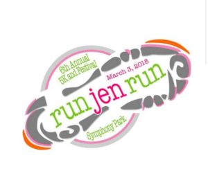 Race #21: Run Jen Run 5K @ Symphony Park (F3 A51/SOB - Frasier) | Charlotte | North Carolina | United States