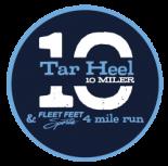 The Tar Heel 10 Miler & Fleet Feet 4 Mile Run @ Morehead-Patterson Bell Tower (F3 Churham - Red October) | Chapel Hill | North Carolina | United States